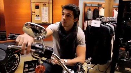 The Motorcycle Diaries, tele-realidad con motos