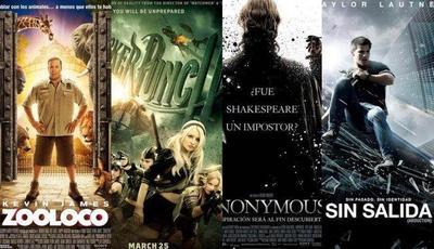Las diez peores películas de 2011