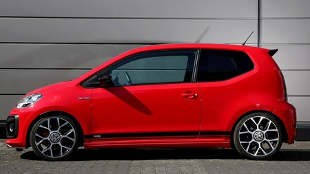 Volkswagen Up Gti B B