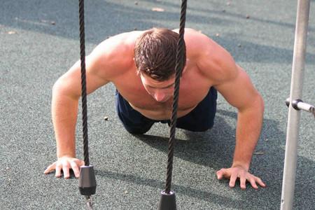 Street Workout o cómo entrenar el cuerpo gratis en la calle