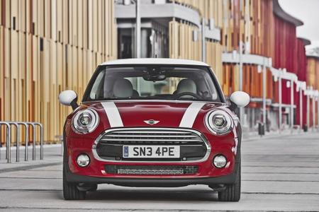 MINI 2014, vista frontal