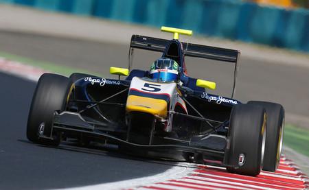 Robert Visoiu Hungaroring 2013 GP3