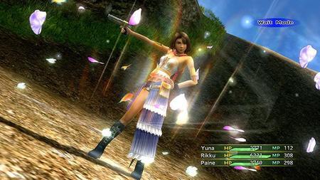 Trailer de lanzamiento y galería de Final Fantasy X/X-2 HD Remaster