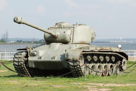 Tanque Pershing