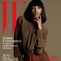 W Magazine (V): Jourdan Dunn