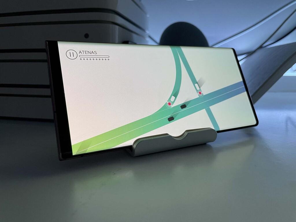 He auténtico Traffix, un ludico juego en Android-OS para poner a prueba los reflejos gestionando el tráfico