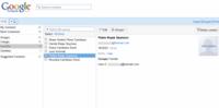 Ya se puede acceder a Google Contacts como una página separada de Gmail