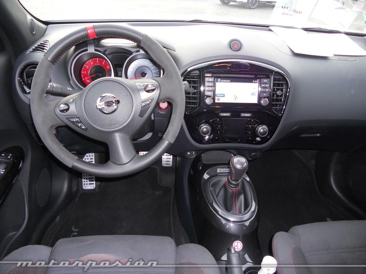 Foto de Nissan Juke Nismo (presentación propias) (42/45)