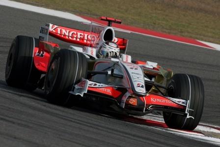 El acuerdo entre McLaren y Force India, casi cerrado