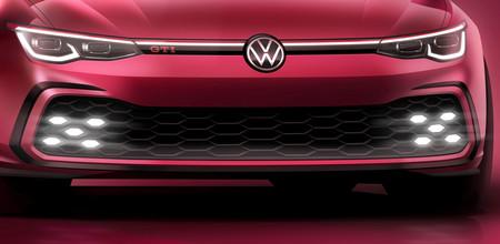 Volkswagen revela los primeros detalles del nuevo Golf GTI días antes de su presentación en el Salón de Ginebra