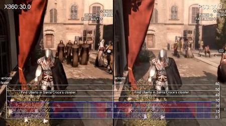 'Assassin's Creed 2', ahora sí, las versiones de PS3 y Xbox 360 tienen la misma calidad