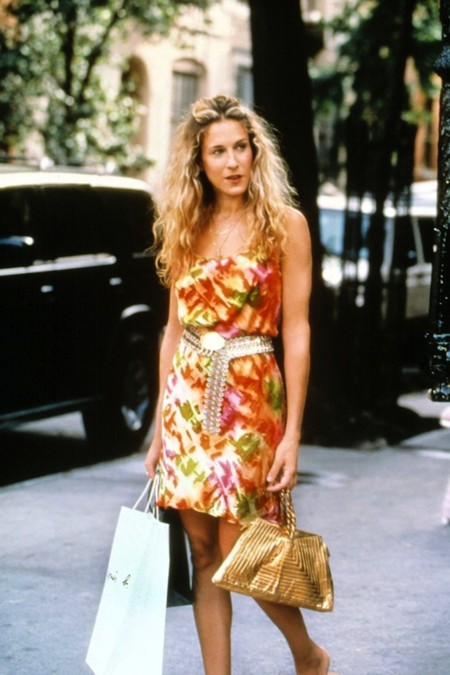 Carrie Bradshaw Look 3