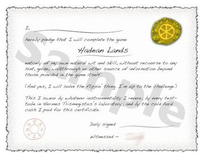 Este DLC de Hadean Lands es lo más loco: ¡un PDF por 31,99 euros!