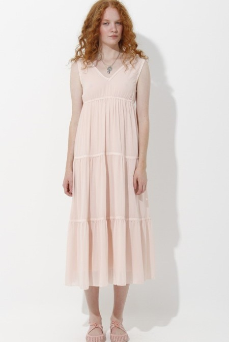 vestido rosa kling