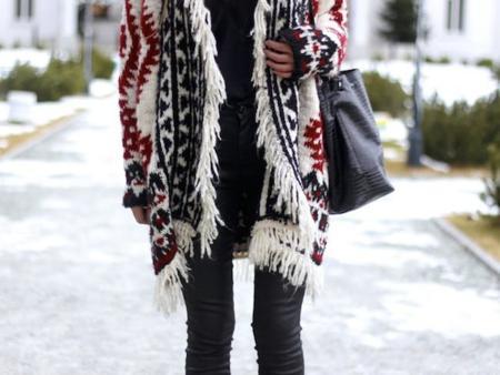 Enfrenta el frío con mucho estilo