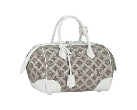 Los bolsos de la Colección Nougat de Louis Vuitton. Primavera/Verano 2012