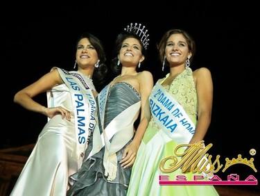 Paula Guilló de Miss España a 'Miss Tongo'