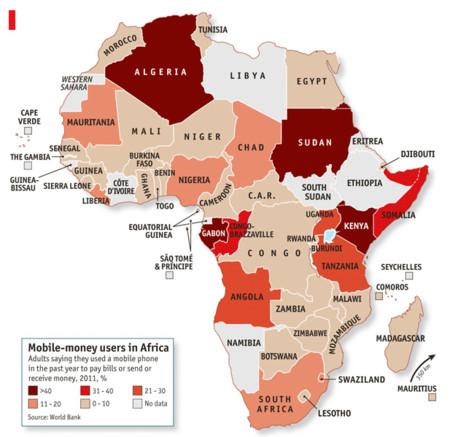 Banca Móvil en África
