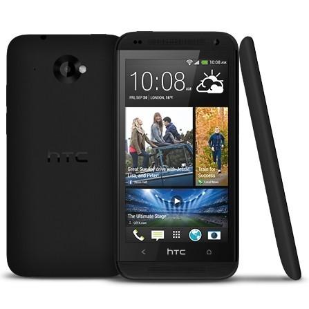 HTC Desire 601 en negro