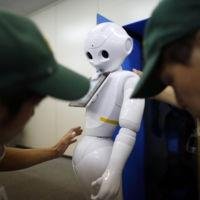Un robot como único personal en una tienda de teléfonos: Pepper