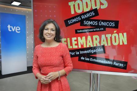 TVE celebra un telemaratón por la investigación de enfermedades raras