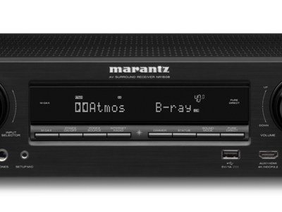 Si buscas receptor AV compacto pero a la última en audio y vídeo,  Marantz tiene dos nuevos modelos para este 2017