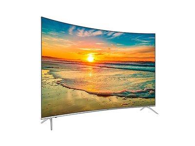 """Pantalla curva 4K y de 55"""", así es la smart TV Samsung UE55KS7500 que PCComponentes tiene por 1.299 euros"""
