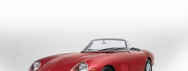 Esta es la historia del Ferrari 275 GTS/4 NART Spider español