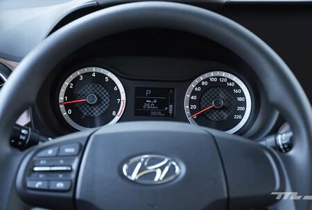 Hyundai Grand I10 Sedan 2021 Opiniones Prueba Mexico 15