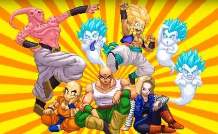 Hyper Dragon Ball Z se actualiza sumando más luchadores y