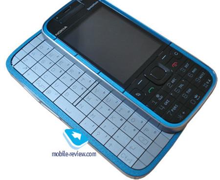 Nokia 5730 XpressMusic, el doble teclado se impone