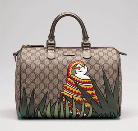 Gucci colabora con UNICEF por quinto año consecutivo: Snowman in Paradise