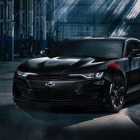 Tristeza es saber que ninguna de las 20 unidades del Chevrolet Camaro Black Edition llegarán a México