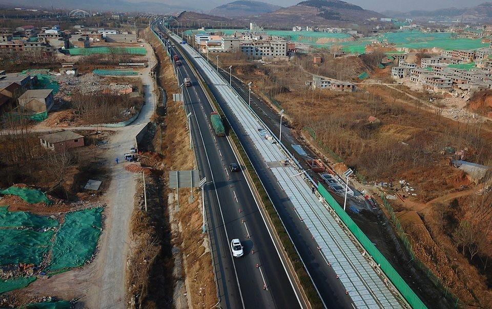 Carretera Solar China(pais) 5