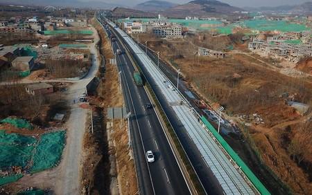Carretera Solar China 5