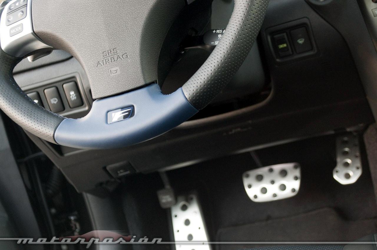 Foto de Lexus IS F (prueba) (31/46)