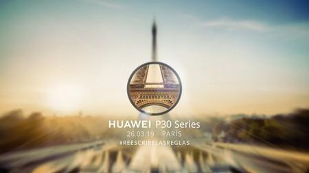Huawei P30 y P30 Pro: sigue la presentación de hoy en directo y en vídeo [finalizado]