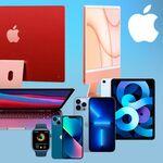 Los iPhone, iPad, Apple Watch, AirPods o iMac más baratos están en nuestra selección semanal de ofertas en dispositivos Apple