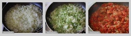 elaboracion salsa napolitana