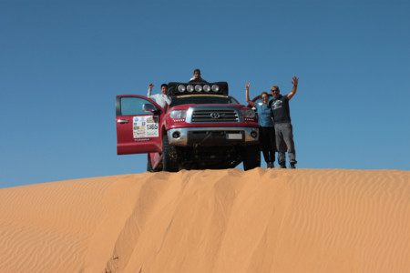 Desierto En Toyota 4x4 07