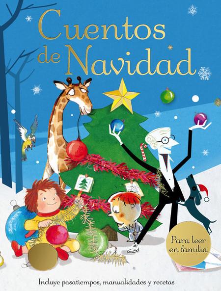 15 Libros Infantiles Sobre La Navidad Para Leer Y Jugar Con - Imagenes-infantiles-de-navidad