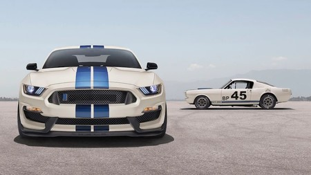 Ford Mustang Gt350 Y Gt350r Heritage Edition 2020 2