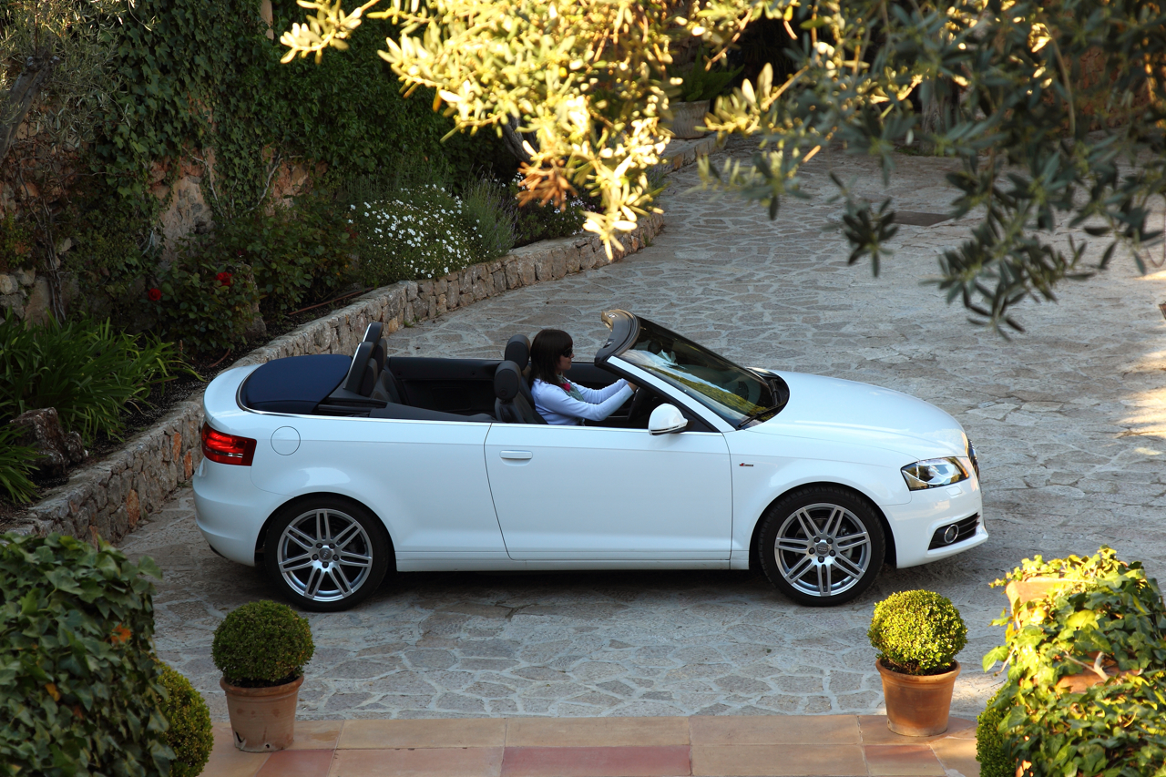 Foto de Audi A3 Cabrio (36/48)