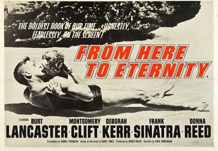 Añorando estrenos: 'De aquí a la eternidad' de Fred Zinnemann