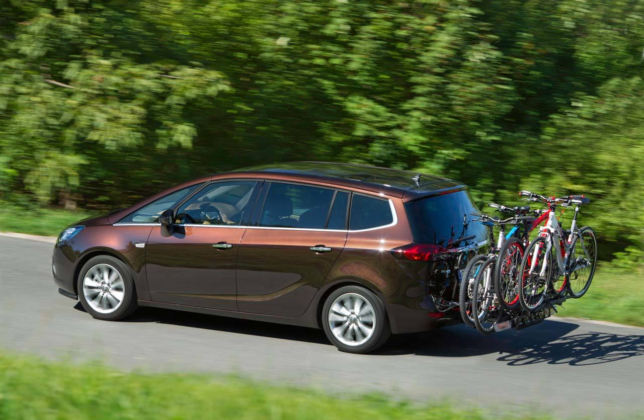 Foto de Opel FlexFix (9/13)