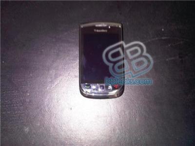 BlackBerry Slider, posible Storm 3 en imágenes