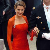 La Reina Letizia de Lorenzo Caprile