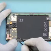El Lumia 950 XL al descubierto pieza a pieza: así es el nuevo smartphone de Microsoft por dentro