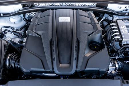 Porsche Macan GTS 2020 motor