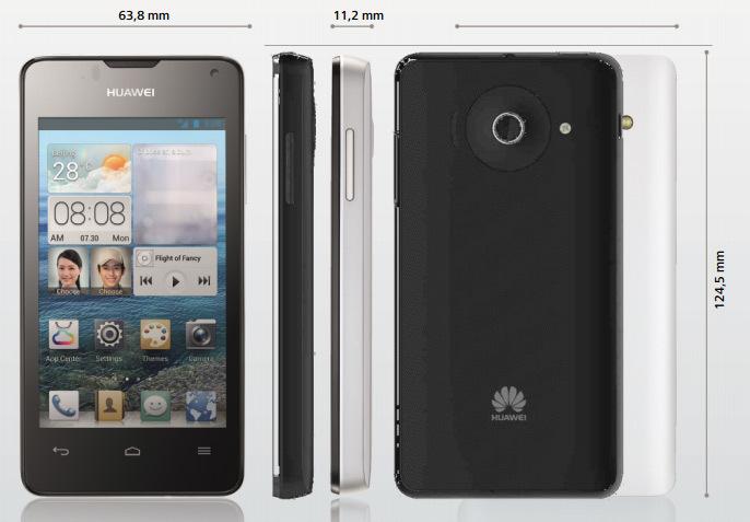 Foto de Huawei Ascend Y300 (7/7)